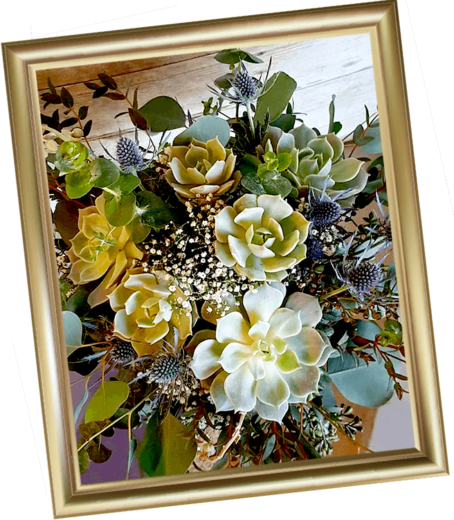 Flowers for any occasion from Lesley's Creative Cakes & Flowers